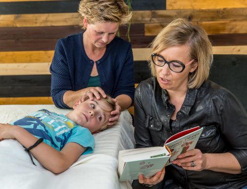 Hvordan foregår en behandling på børn fra ca. 1 år til teenage alderen?